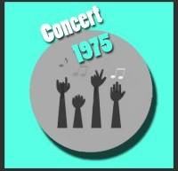 اطلاعات کنسرتهای الویس پریسلی در سال 1975