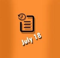 گاه شمار 18 ژوئیه در زندگی الویس پریسلی