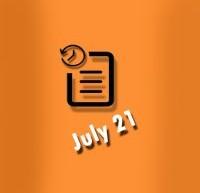 گاه شمار 21 ژوئیه در زندگی الویس پریسلی