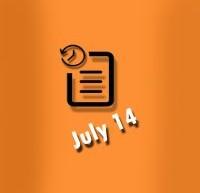 گاه شمار 14 ژوئیه در زندگی الویس پریسلی