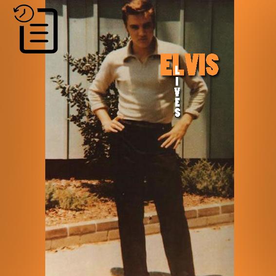 الویس در بیلاکسی می سی سی پی ژوئیه 1956
