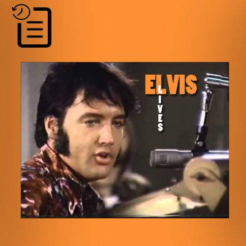 الویس در استودیوی  MGM در کالور سیتی چنین روزی 29 ژوئیه 1970