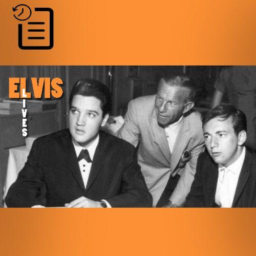 الویس ، جورج برنز و بابی دارین در چنین روزی 26 ژوئیه 1960