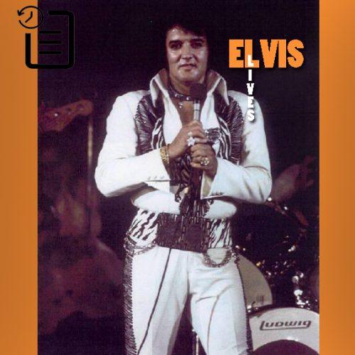 الویس در اجرای ساعت 8:30 شب در اسکوپ، نورفولک، ویرجینیا چنین روزی 20 ژوئیه 1975