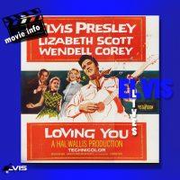 نام فیلم: LOVING YOU دوست داشتن تو ساخت استدیو: PARAMOUNT پارامونت محصول سال: 1957