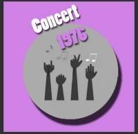 اطلاعات کنسرتهای الویس پریسلی در سال 1976