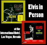 Elvis in Person