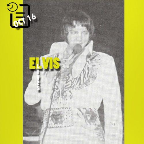 الویس در دلوت آرنا، دلوت مینه سوتا چنین روزی 16 اکتبر 1976