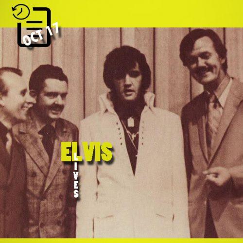 الویس و جیمز بلک وود، هووی لیستر و  جی دی سامنر چنین روزی 17 اکتبر 1970