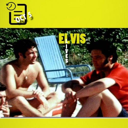 الویس و تام جونز در تعطیلات در هاوایی اکتبر 1969