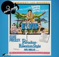 Paradise Hawaiian Style– ترانه های اجرا شده در فیلم