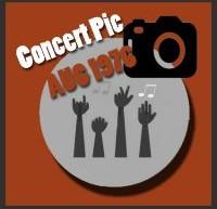 عکسهای کنسرت الویس پریسلی در آگوست 1976