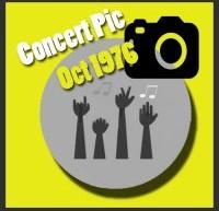 عکسهای کنسرتهای الویس پریسلی در اکتبر 1976