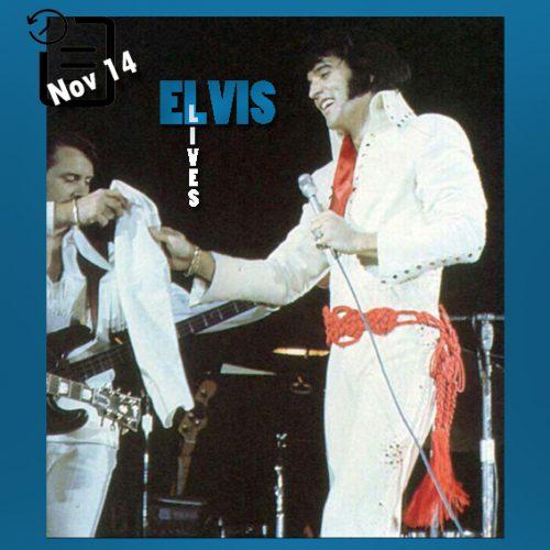 الویس در میدان بزرگ همایشهای عمومی Inglewood Forum واقع در شهر لوس آنجلس اجرای ساعت 3 بعد از ظهر چنین روزی 14 نوامبر 1970