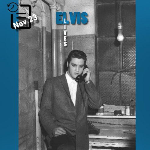 الویس در میان اجرا بمدت 15 دقیقه به دختری زنگ میزند که بلیت خریده ولی بخاطر بیماری جدی اش نتوانسته در شو شرکت کند چنین روزی 23 نوامبر 1956