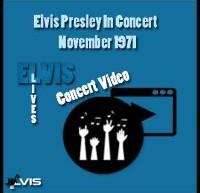 ویدیو کنسرت الویس نوامبر 1971