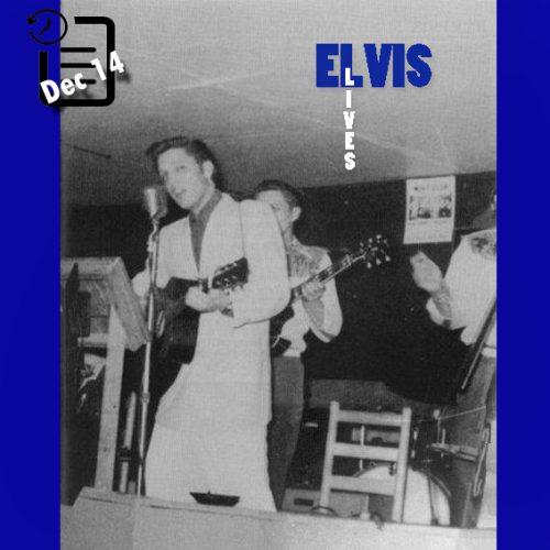 الویس در گلید واتر ایالت تگزاس دسامبر 1954