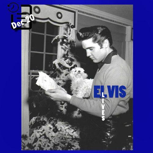 الویس در حالیکه برگه اعزام به خدمت سربازی را دریافت کرده چنین روزی 20 دسامبر 1957