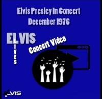 ویدیو کنسرت الویس دسامبر 1976