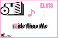 Hide-Thou-Me