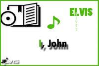 I,-John