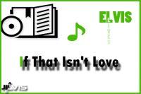 If-That-Isn't-Love