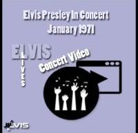 ویدیو کنسرت الویس ژانویه 1971