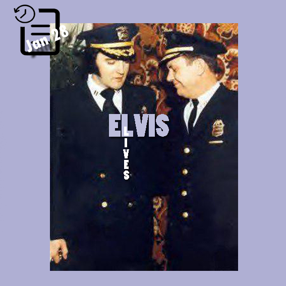 الویس و کاپیتان جری کندی