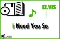 I-Need-You-So