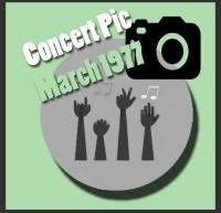 عکسهای کنسرتهای الویس پریسلی در مارس 1977