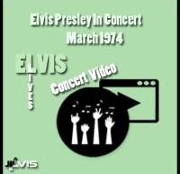 ویدیو کنسرت الویس مارس 1974