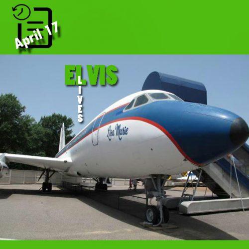 هواپیمای جت کانویر 880 لیزا ماری