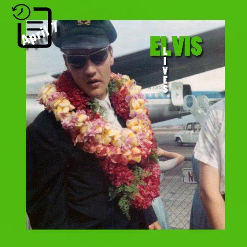 الویس در هاوایی چنین روزی 7 آوریل 1962