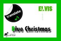 Blue Christmas- ترجمه