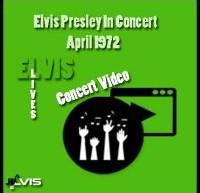 ویدیو کنسرت الویس آوریل 1972