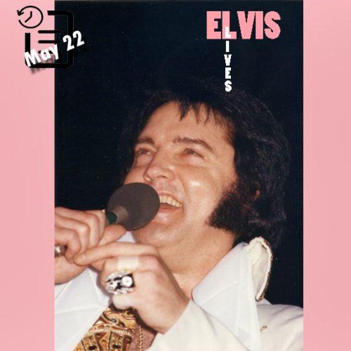 الویس در Capital Center Arena شهر لاندوور ایالت مریلند در چنین روزی 22 مه 1977