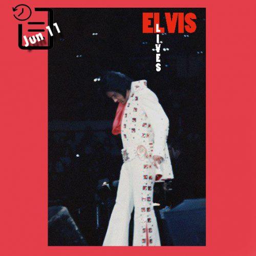 الویس در Madison Square Garden، نیویورک برنامه چنین روزی 11 ژوئن 1972