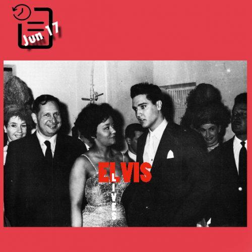 الویس در پاریس چنین روزی 17 ژوئن 1959
