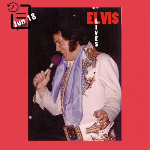الویس در کمپر آرنا، کانزاس سیتی، میسوری چنین روزی 18 ژوئن 1977