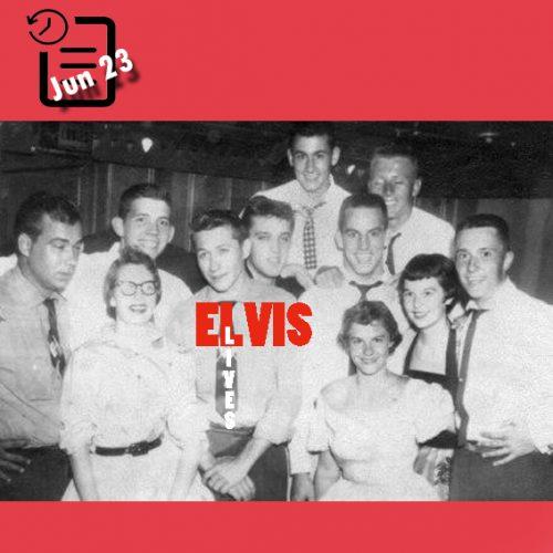 الویس در لتن، اوکلاهما چنین روزی 23 ژوئن 1955