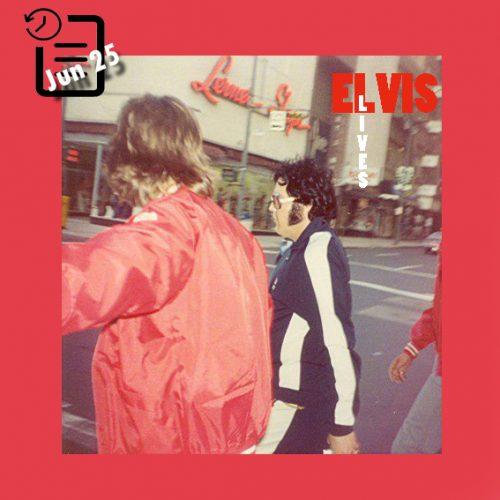 الویس در حال ترک هتل در چنین روزی 25 ژوئن 1977