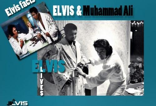 الویس و محمد علی