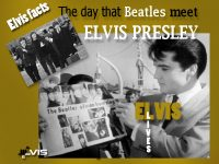Elvis And beateles
