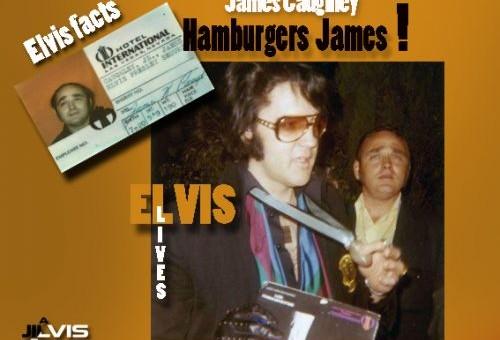 همبرگر جیمز!