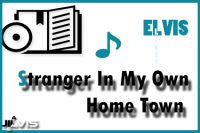 Stranger In My Own Home Town