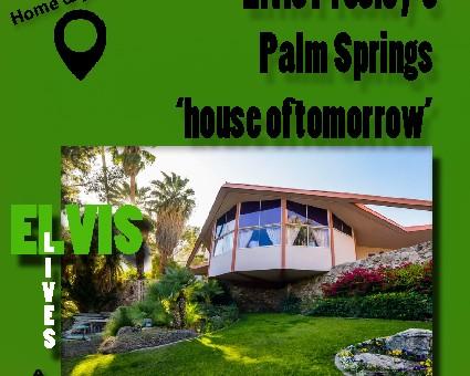 خانه پالم اسپرینگ