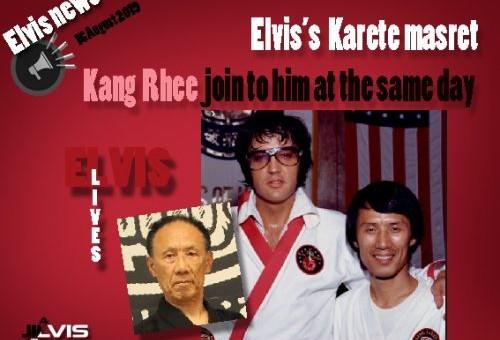 استاد کاراته الویس درگذشت